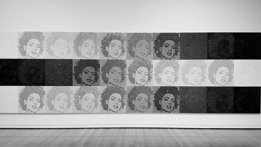 Art Modern Comtemporary Warhol Andy Blackandwhite