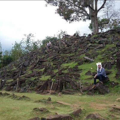 Situs Gunung Padang Cianjur TravelingPakeReceh JarambahBandung DiBawahLangitBandung BandungIsMe