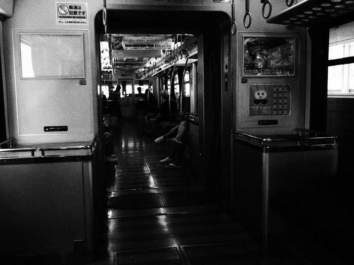 EyeEm China Black And White Black And White Photography Blackandwhite Black & White City Life Lifestyles Naha City Naha-shi Japenesestyle No Titte