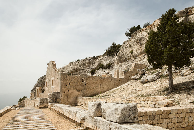 Alahan Monastery Alahan Alahan Monastery Ancient Ancient Civilization Archaeology Architecture Beauty In Nature Built Structure Byzantine History Mut Mut Monastery Nature Old Ruin Religion Religious Architecture Sky The Past Tourism Travel Travel Destinations Tree Turkey