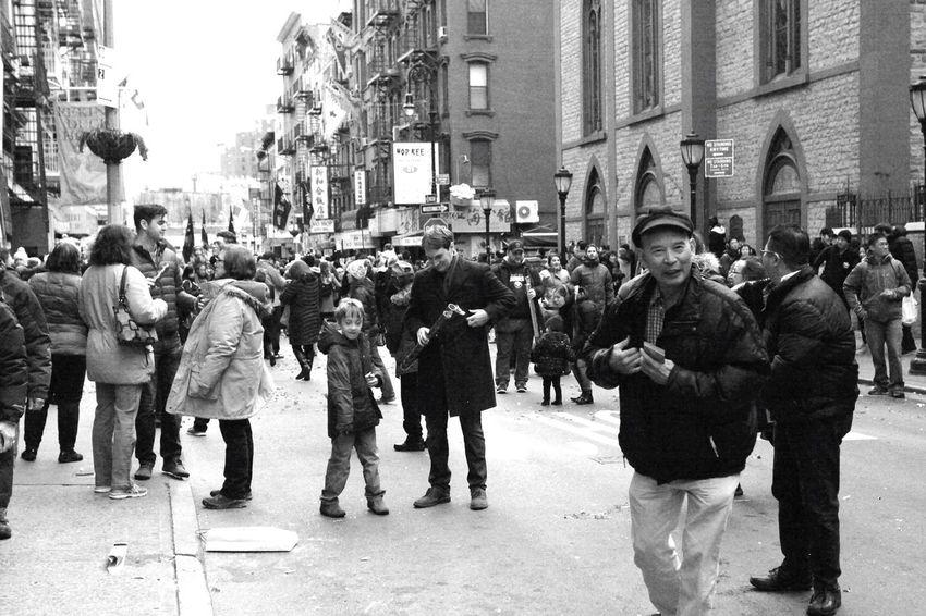 New York City B&w Street Photography