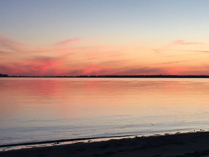Pink Sky Life Is A Beach Beachphotography Sunset_collection
