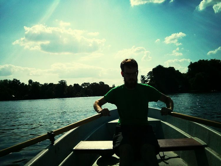 <3-day Rowing