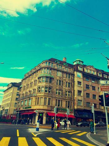 Checking In Hello World Good Times Enjoying Life Zürich