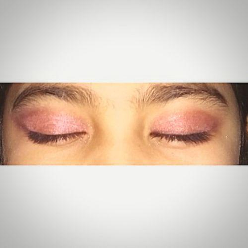 Make-up 😍 Eyelid Iris Vision Eye Make-up