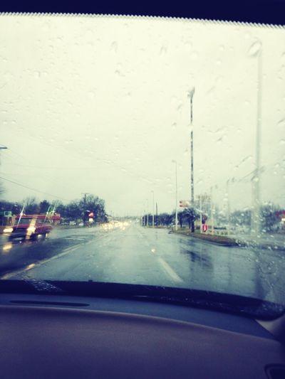 Rain rain go away.