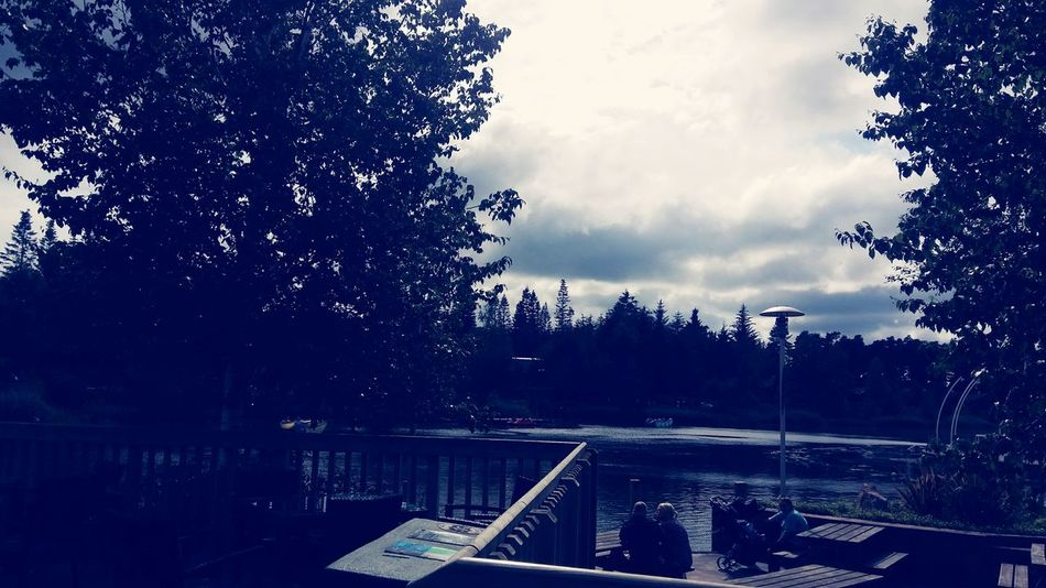 Penrith Cumbria CenterParcs Whinfellforest Whinfell Forest Lake Lake View Forest