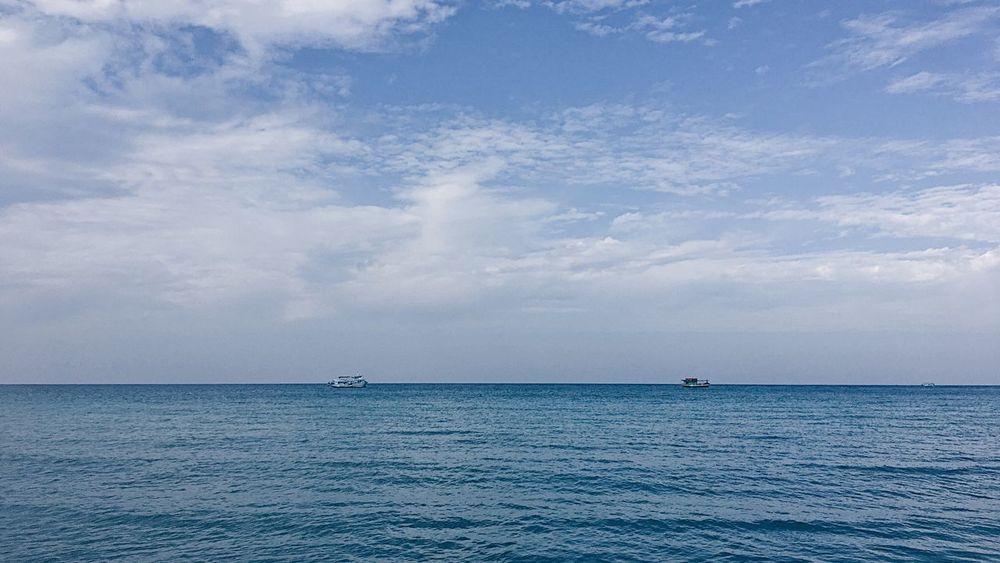 Sea Thailand Beautiful Iloveit