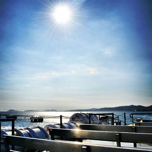 Ferry Mar Islas Cies Barco