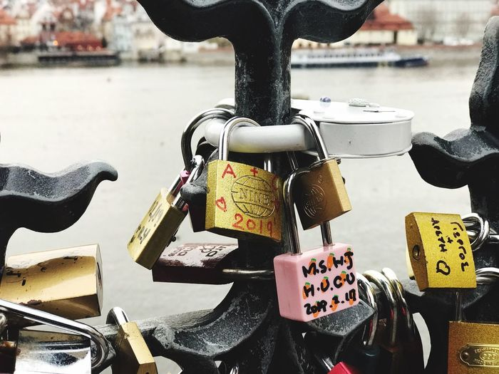 Love Locks,