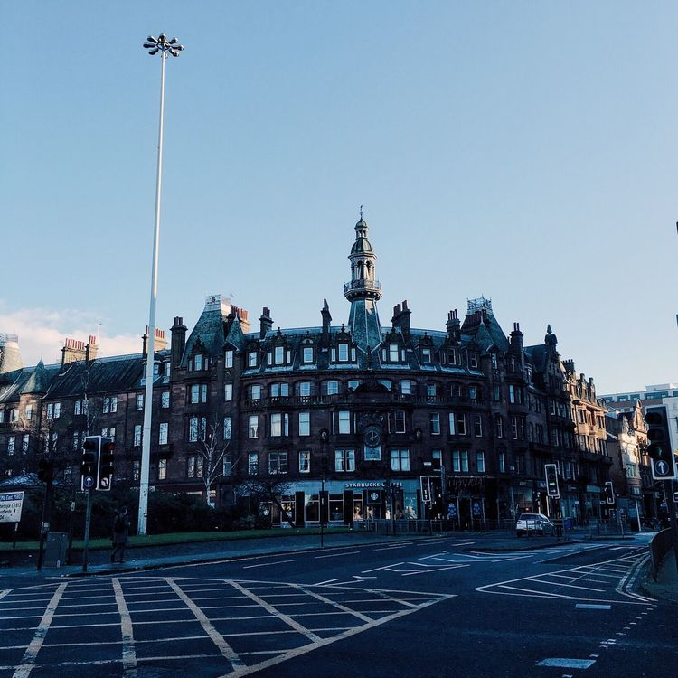 VSCO VSCO Cam Iphonephotography Iphoneonly GLASGOW CITY City Oldtown Moring Iphonegrapher