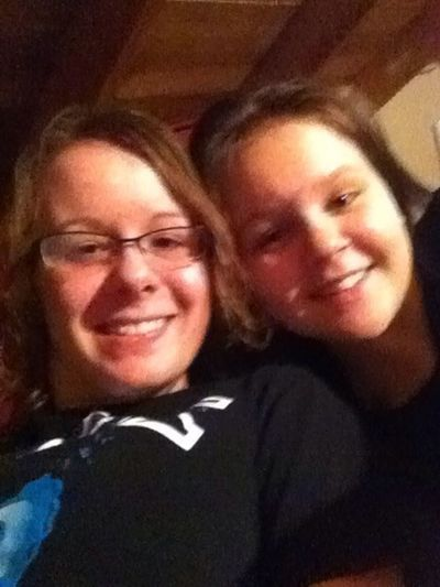 Lookin Rought But Me And The Aunt :)