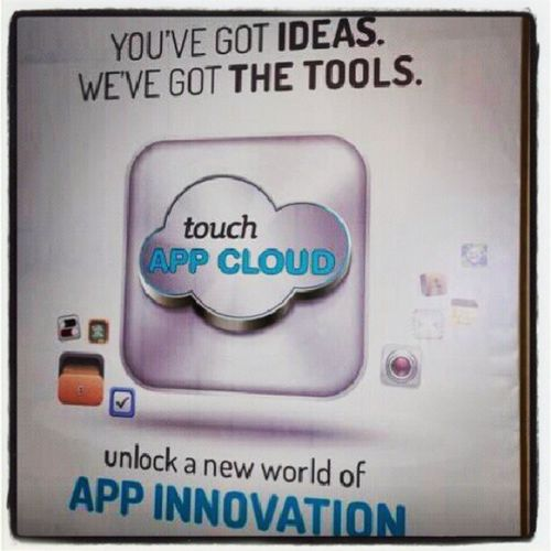 DevAppLB AppCloudTouch event!