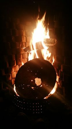 Flame Illuminated Heat - Temperature Glowing Burning Fire - Natural Phenomenon Circle Hanging Out Fire Pit Flame Burning Night Backyard Firepit Enjoying Life Calm Tranquil Scene