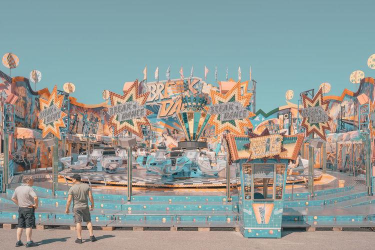 Amusement Park.