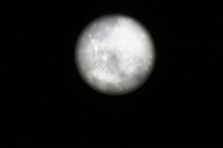 Shot through the telescope Black And White Collection  Full Moon Glowing Light Lightning The Night Moon Moon Moon Lights Up The Night Night Shades Of Grey Telescopic View The Moon Tonight The Great Outdoors With Adobe Cities At Night