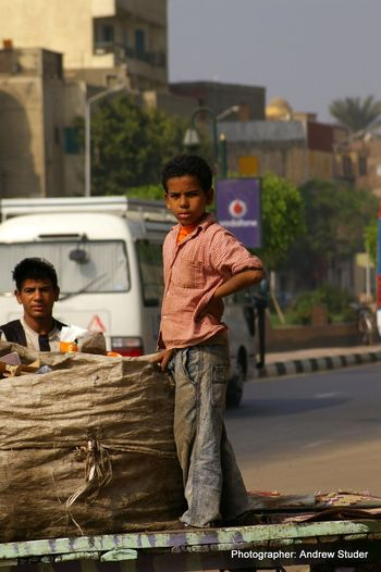 Cairo Child Worker Children City City Life Egypt Boy Day To Day Life Family Work Real People Urban