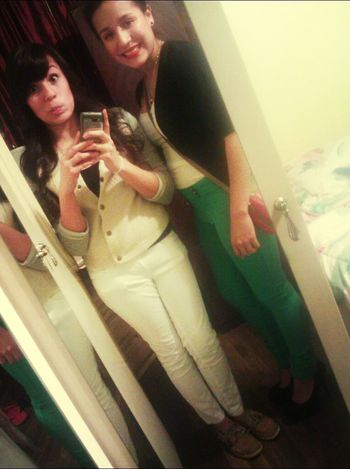 Last Night! Before Everything Went Down C: