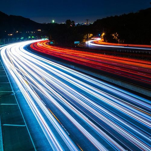 Midnight Cities At Night TurnUpTheBrightness Los Angeles Life Weownthenight_la