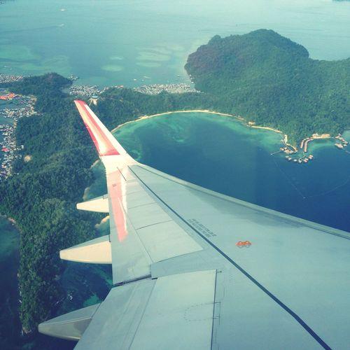 Plane Aircraft Sabah Sky