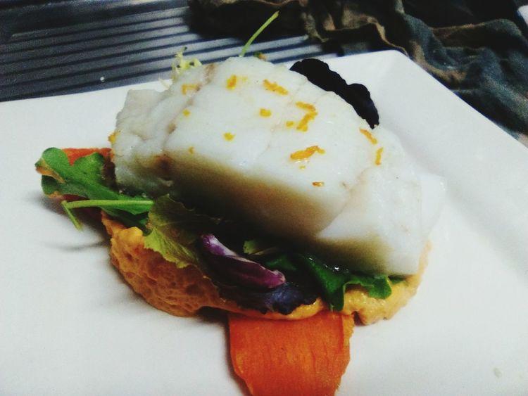 Cocina De Mercado Good Service Calle Barco Malasaña Nanai Good Service Bacalao Con Citricos Y Espuma De Tomate Eating Gintonic Time Relaxing
