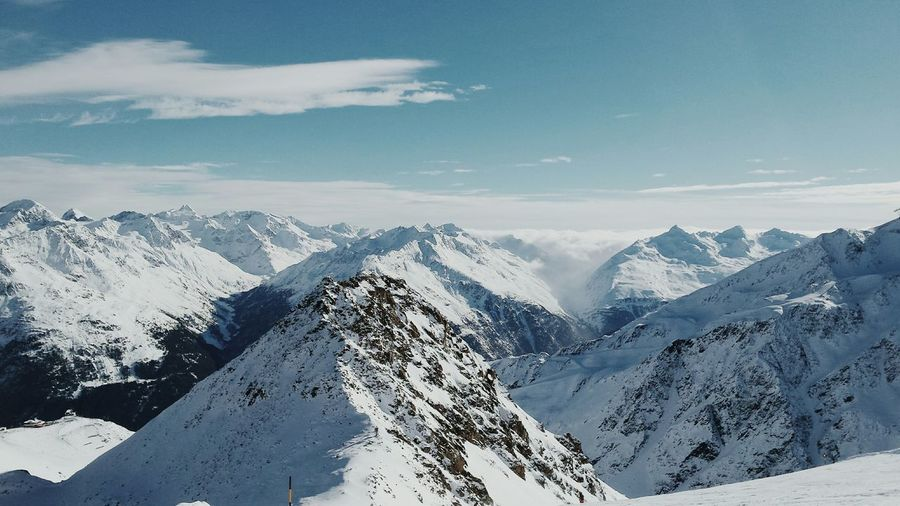 Skiing Everyday