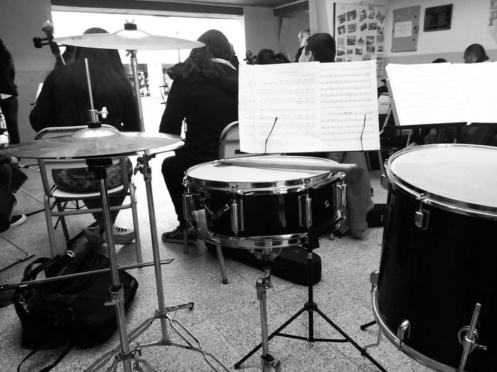 Music Musical Instrument Drum - Percussion Instrument Arts Culture And Entertainment Drummer Black And White Photography Freshness Photography B&w Photography Blackandwhite Love To Take Photos ❤ Mammal Drum Kit Musician Drumstick Only Men Playing Popular Music Concert Adult Real People People Occupation Rock Music Sheets Tanu