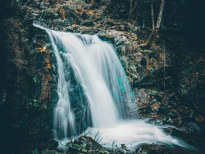 Todtnauer waterfalls