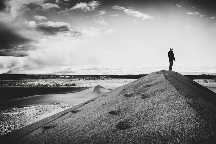 Find me on Instagram @a.jpix Blackandwhite Black And White Black & White Blackandwhite Photography Camera Digital Photography Nikon D3100 Nikonphotography Nikon Summertime Summer Artist Beach Full Length Sand One Person Adult Adults Only People Silhouette Outdoors One Man Only Day Standing Only Men Men Nature Sky Sand Dune Young Adult