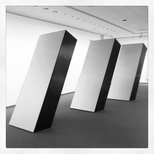 Berlin Neue Nationalgalerie Der Geteilte Himmel