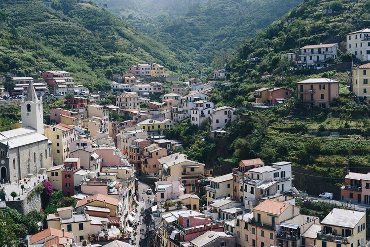 Cinque Terre Riomaggiore Italy Liguria