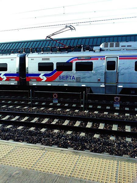 Septa  Public TransitCheck This Out Taking Photos Train Station Philadelphia Mainline