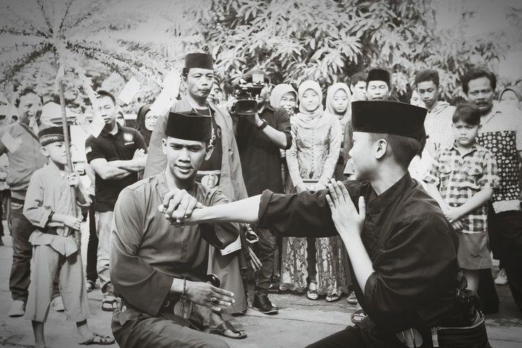 Palang pintu Traditional Traditional Culture Betawi Canon7d  Ciputat Pernikahan Vintage Zamandoeloe Adat Tradisional