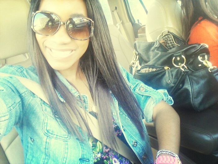 Perfect Day For Some Shades (: