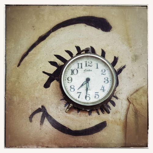 Keeping an Eye on the Clock