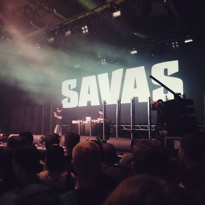 S A zu dem V... King of rap! @koolsavasofficial Berlin Columbiahalle Rap KingOfRap hiphop tour maertyrer konzert concert german deutschrap