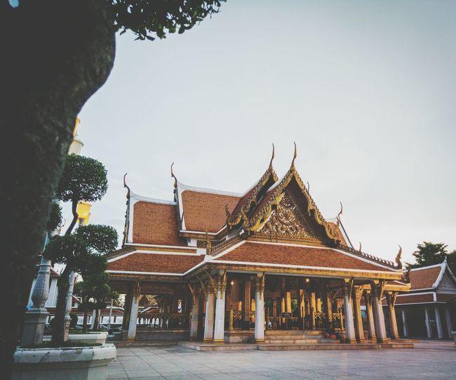 ลานพลับพลา Bangkok