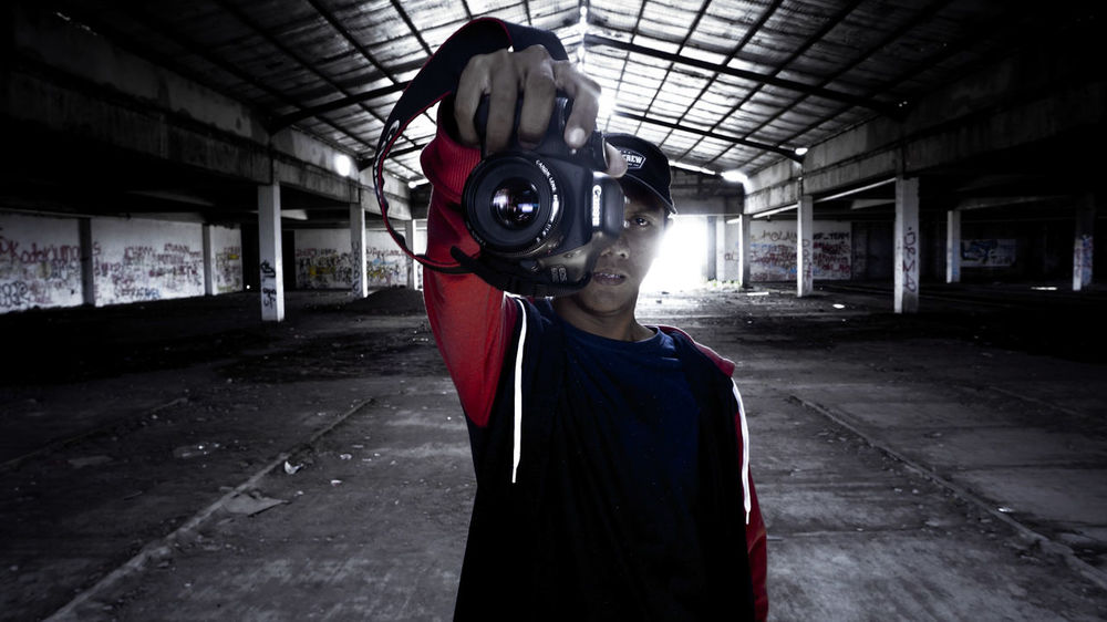 eye lens Photgraphy Streetphotography University Of Gunadarma INDONESIA Indonesia_photography Construction Building Urbexphotography Urbex Athlete Sportsman Sport Match - Sport Headwear Men Protective Workwear Disguise Spooky EyeEmNewHere