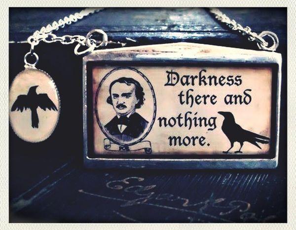 Edgar Allan Poe The Raven Authors Books