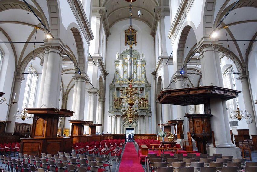 Westerkerk Architecture Amsterdam Church
