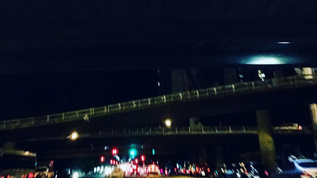 illuminated, night, large group of people, real people, bridge - man made structure, lifestyles, connection, men, transportation, built structure, architecture, leisure activity, outdoors, women, city, crowd, sky, nature, people
