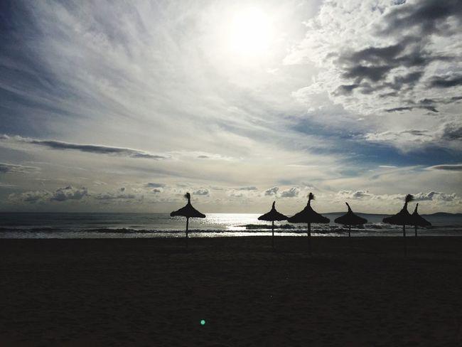 Palma De Mallorca Lovemyjob Mallorca Beach Ocean Palma Lifeisbetteronthebeach Ocean Waves