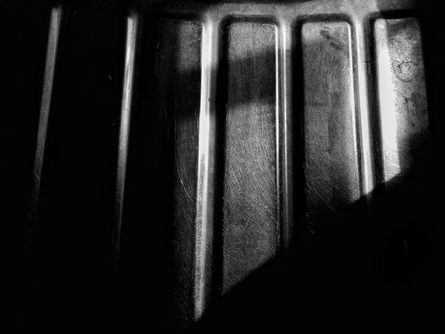 Lined up. Abstract Abstracted Black And White Photography Abstract Photography Black & White Stainless Steel  Abstraction Black And White Kitchen Surface Draining Board Surfaces And Textures Still Life Textures And Surfaces Surface Shadow And Light Shadows Shadows & Lights Monochrome Photography