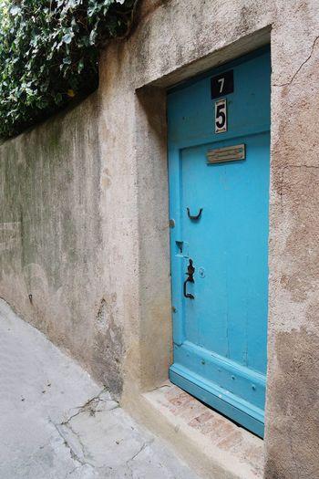 Narrow StreetNarrow Street Provence France Saint Tropez
