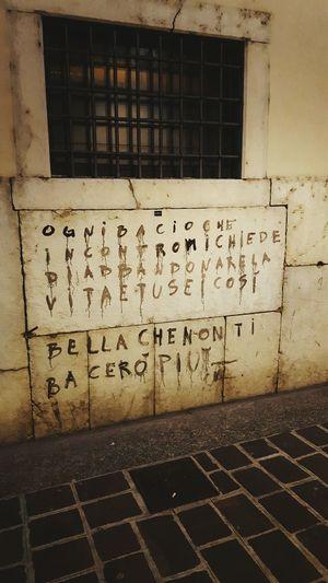 Love Writing On The Walls Brescia Zelenezen