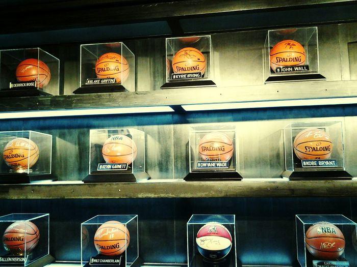 Every basketball fanatic wants to go here... NBAStorePH Ballislife WhereIsCla Adventure Kidclutch