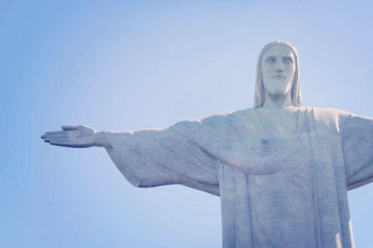 Brasil Rio De Janeiro Hello World Holiday