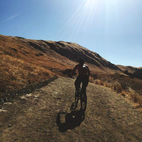 Riding Mountain California California Sunshine Mission Peak Mission Peak Regional Reserve
