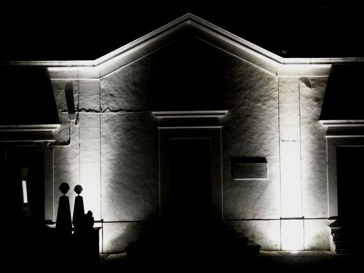 Cemetery Cemeterybeauty Italia Architecture Building Exterior Built Structure Door Gargano Gargano Italy Italy Night No People