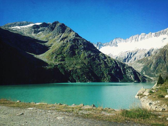 Switzerland Stausee Gletscher Glacier Schweiz Uri Kantonuri Zentralschweiz Mountain Mountains